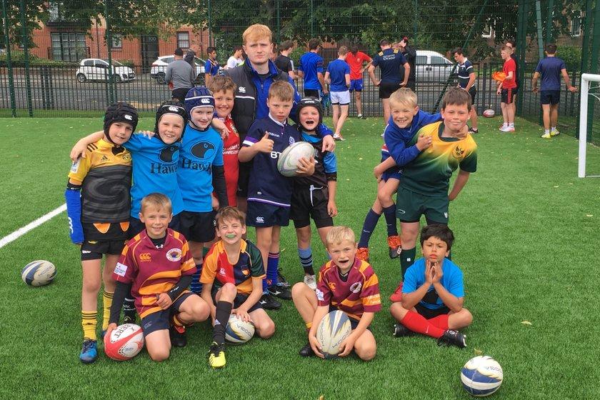 Glasgow Hawks Summer Camp 2019