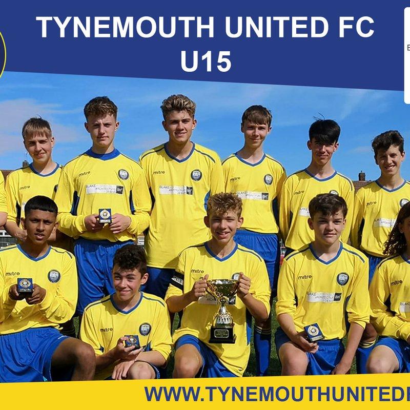New Fordley vs. Tynemouth United u16