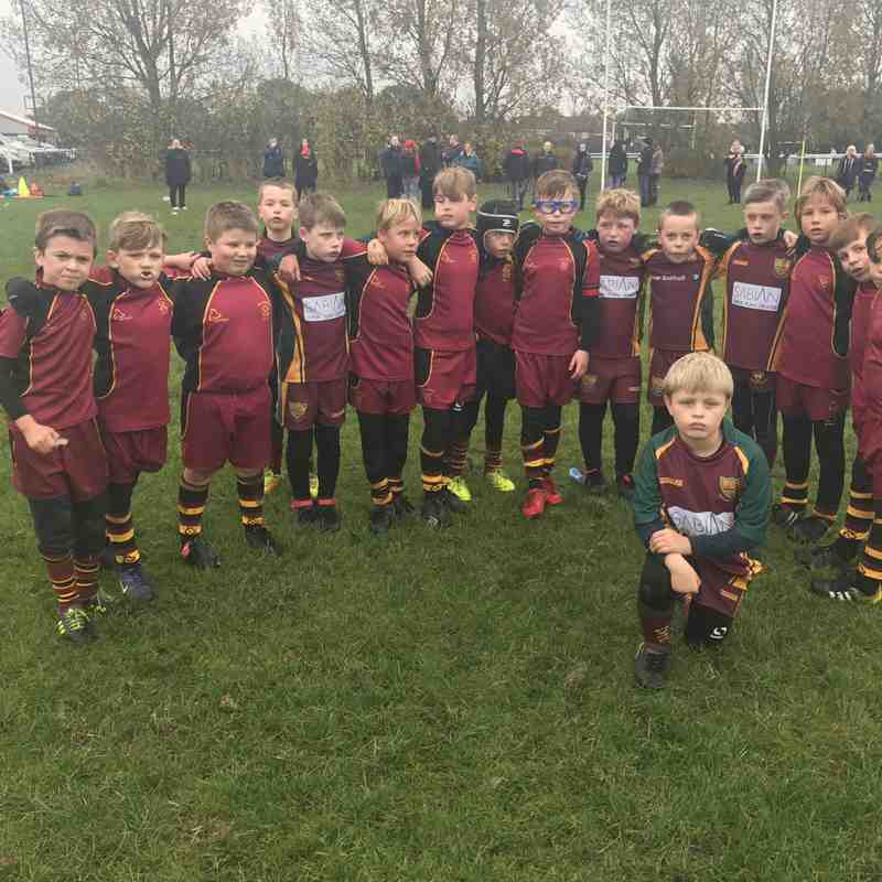 Old Rugby Team: Willenhall Rugby Club