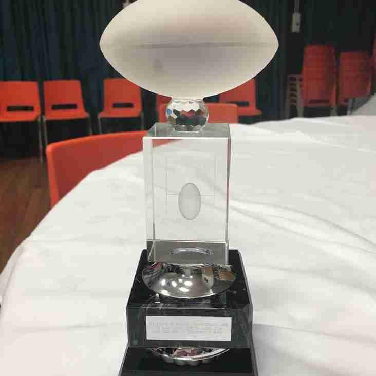 Club wins Community Sports Club of the Year