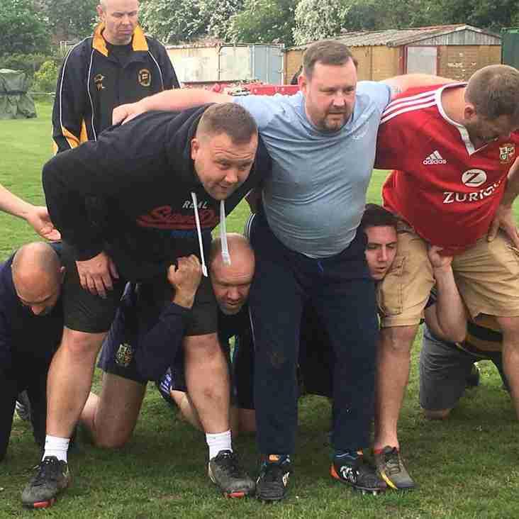 Club backing coaching development