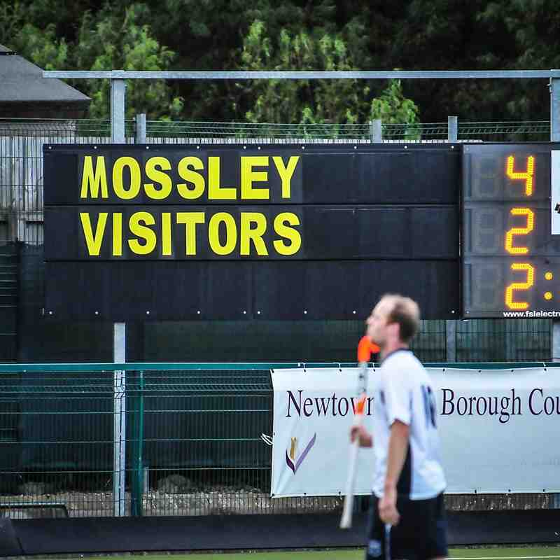 Mossley 1st XI vs North Down 1st XI