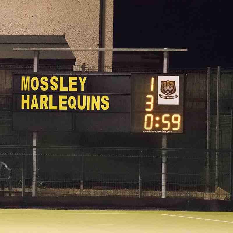 Mossley vs Harlequins Kirk Cup 2016