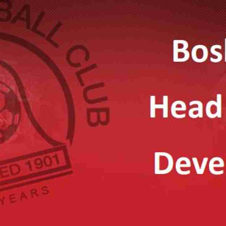 Head of Youth Development
