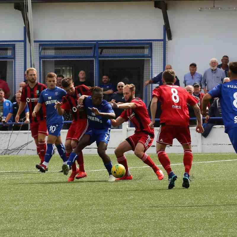 Margate FC v Brightlingsea Regent 10.08.19