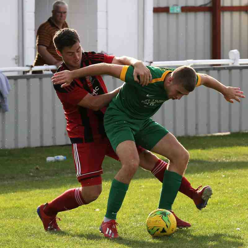 Brightlingsea Regent v Horsham FC 14.09.2019
