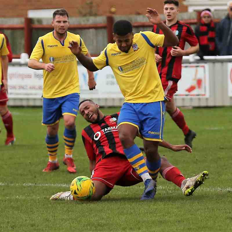 Brightlingsea Regent v Kingstonian FC 02.11.19