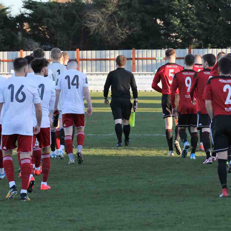 Brightlingsea Regent v Worthing FC 18.01.2020