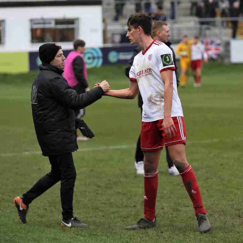 Lewes FC v Brightlingsea Regent 22.02.20