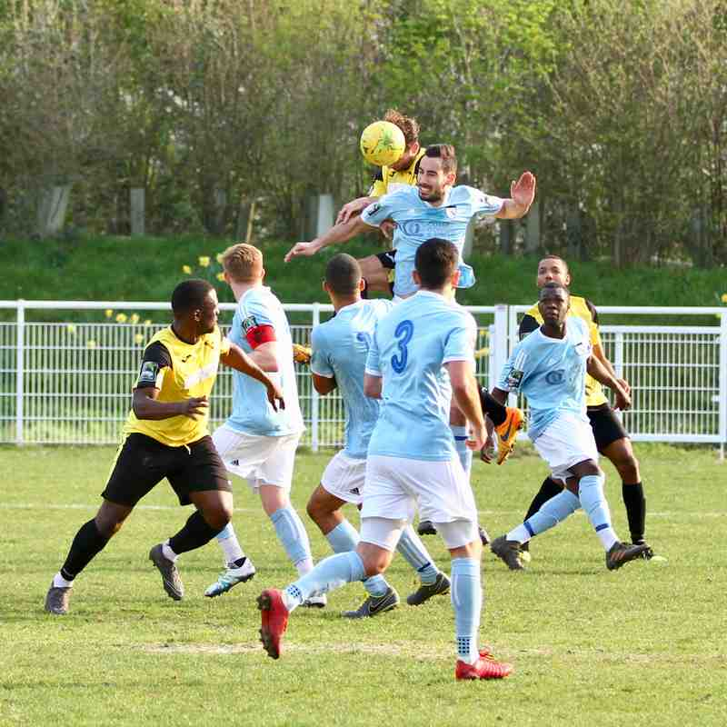 Westfield v Hanwell Town