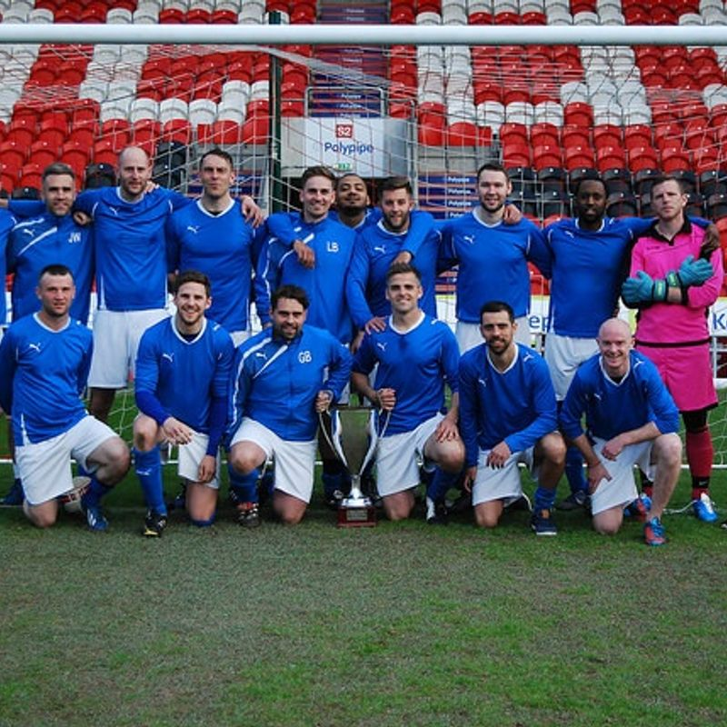 Malin Bridge FC beat Kings Athletic 7 - 2