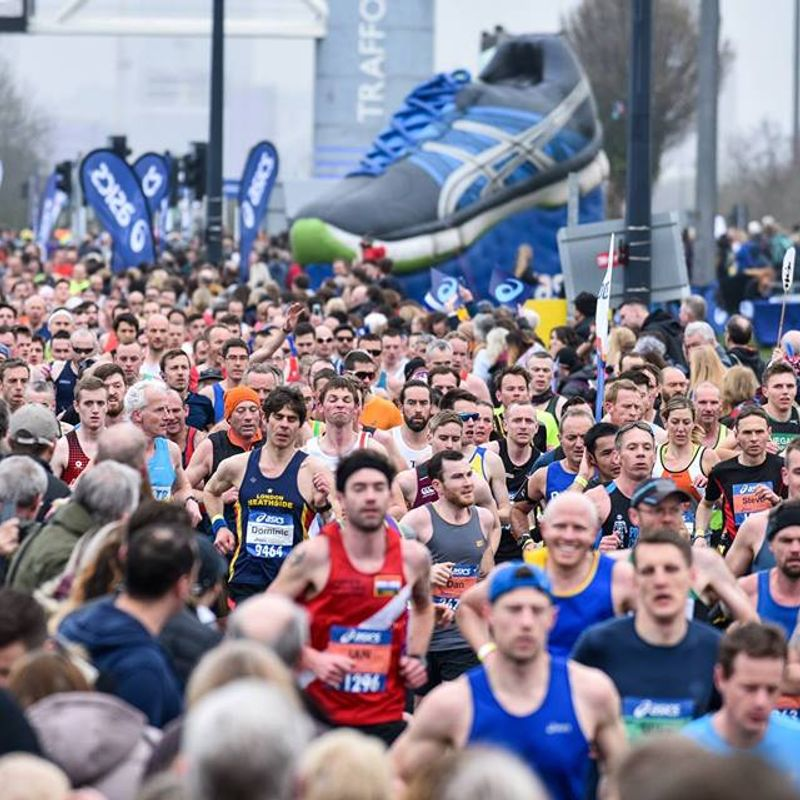 Call for Marshal Volunteers - Manchester Marathon Sunday 7th April 2018
