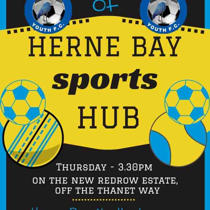 Herne Bay Sports Hub Opening Celebration