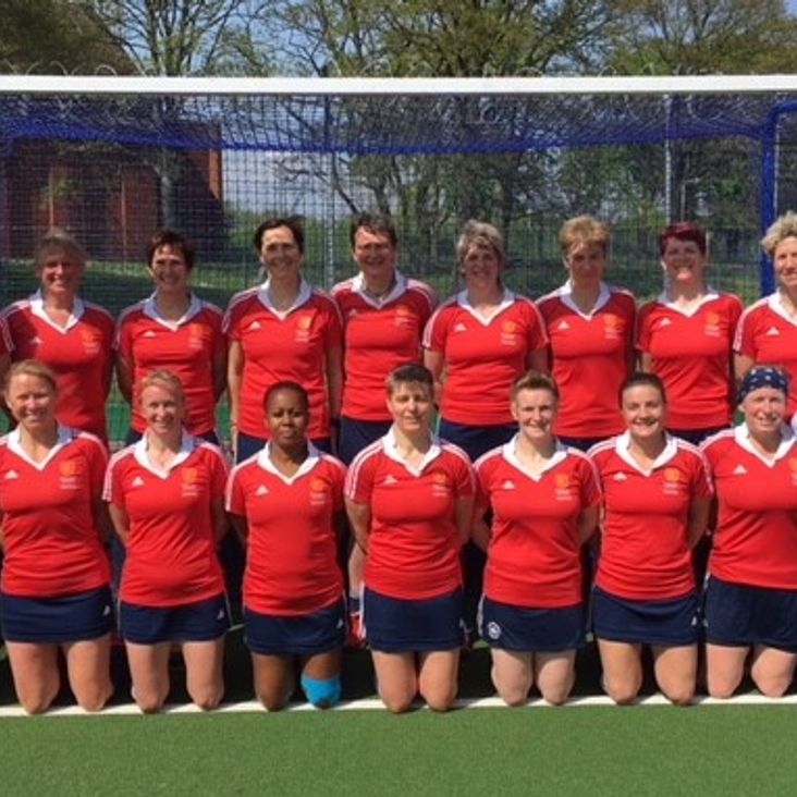 England Hockey Team to play in Rotherham<
