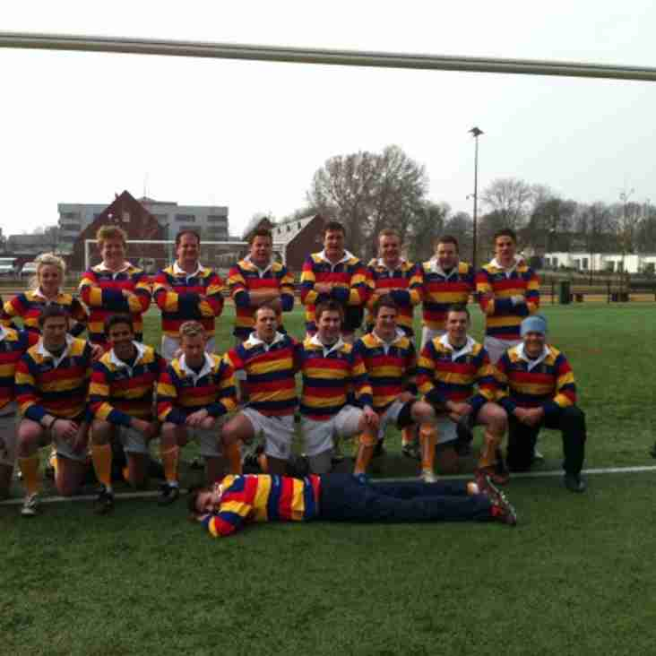King's have a clean win in Maastricht on 4G