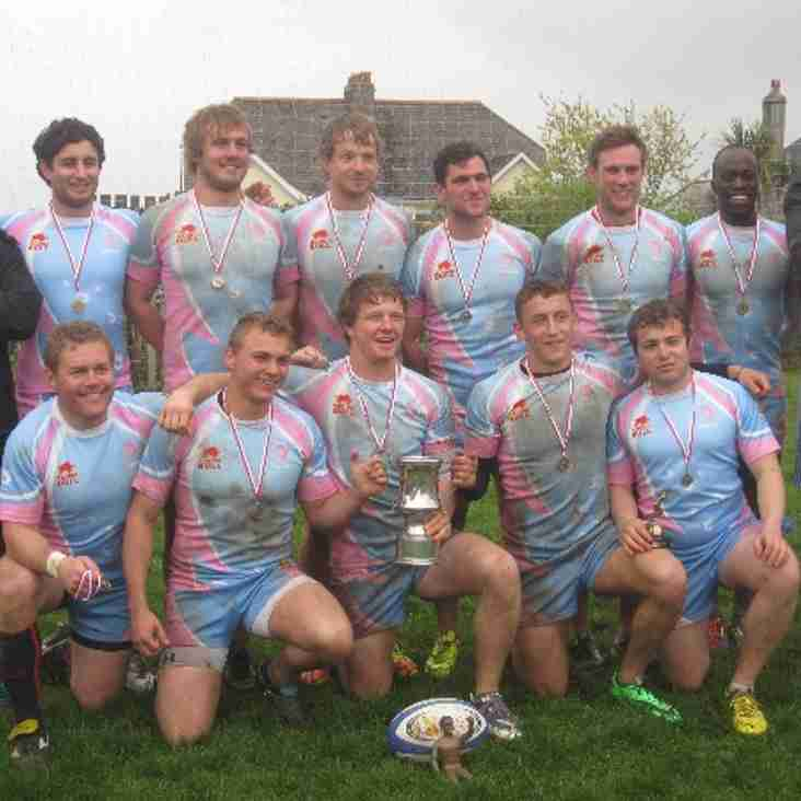 King Prawns – Salcombe Sevens 2014 Winners