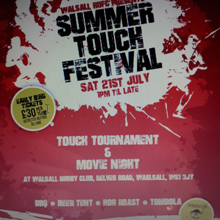 Summer Touch Festival<