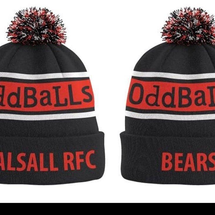 Oddballs Bobble Hats<