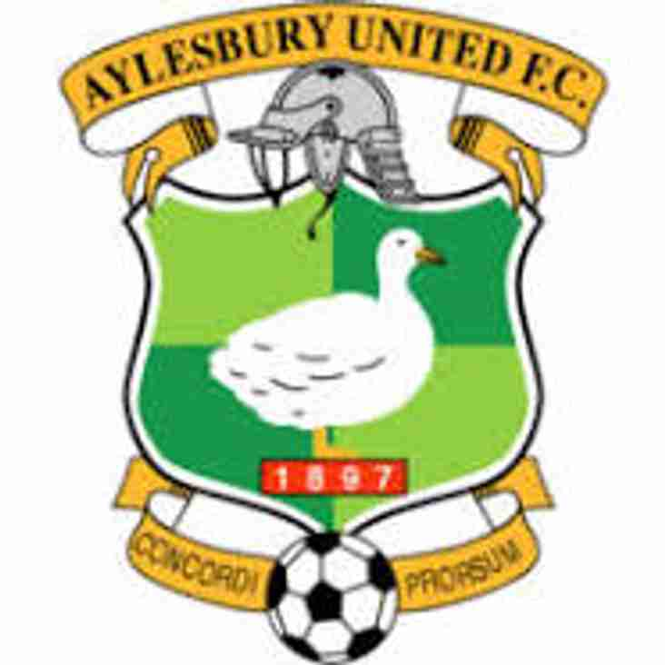 Match Centre | Aylesbury United vs Corby Town