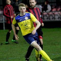 Aston Reserves v Charlbury Town Reserves, Semi Final