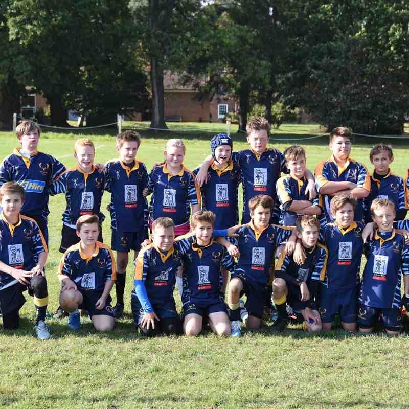 2015/16 - Teddington Under 12s