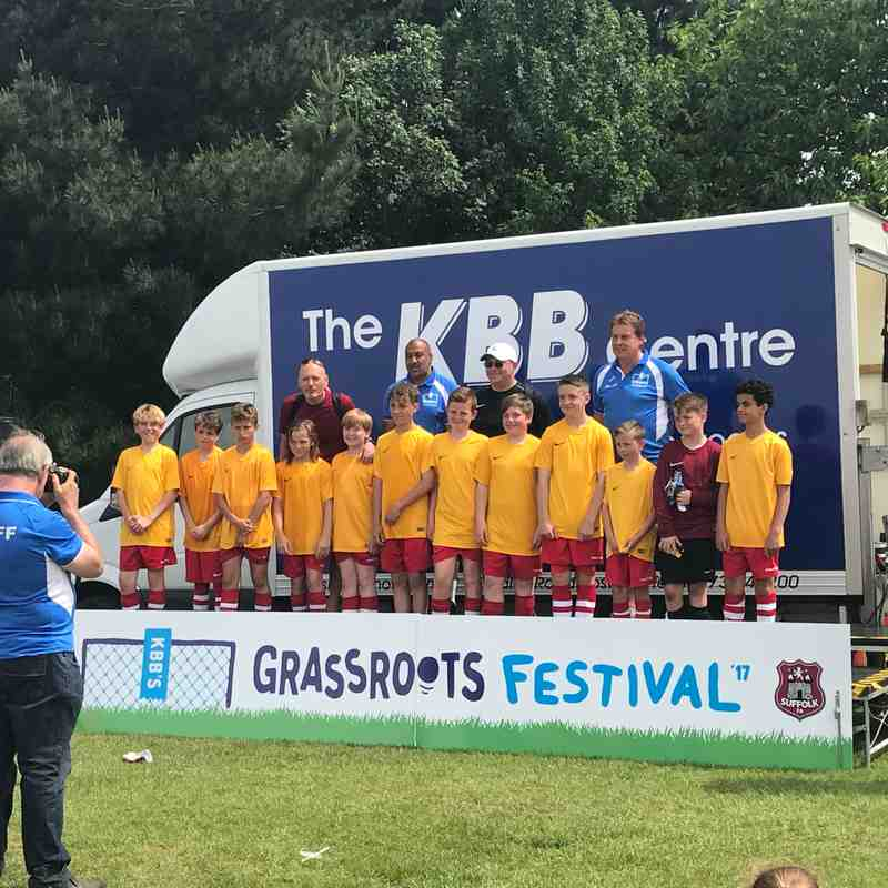 Isleham & KBB Festivals 2017
