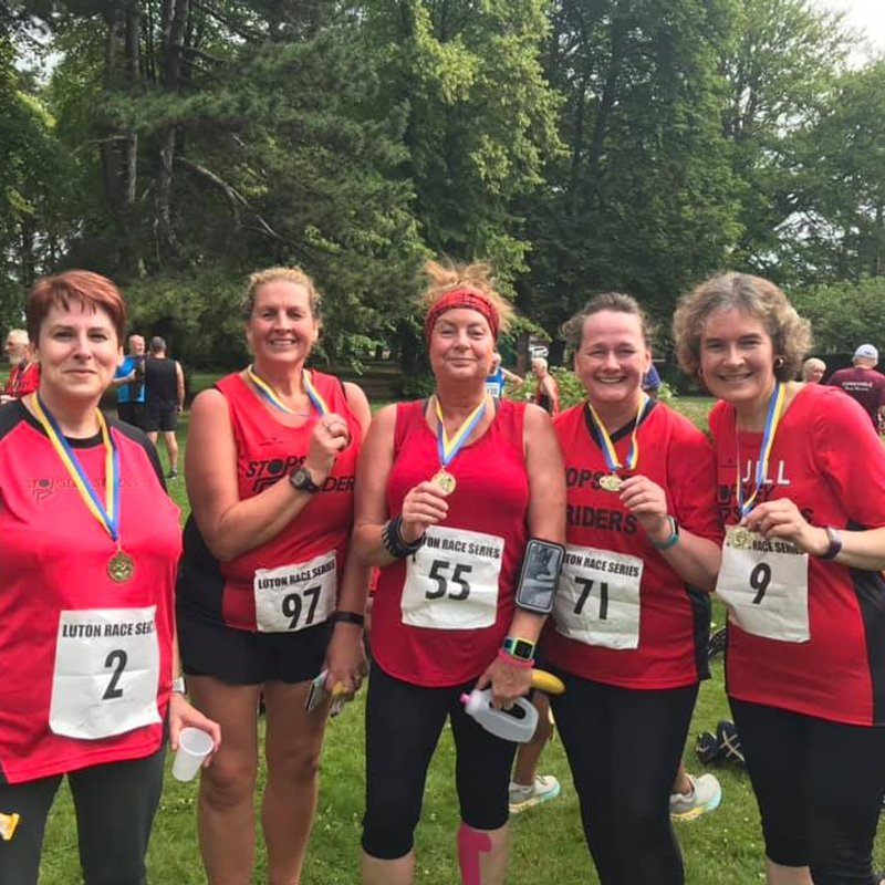 Wardown Park 5k 2019 Results