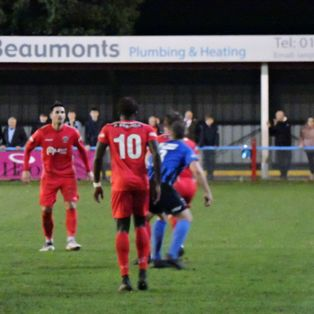 Stamford Suffer Penalty Disappointment