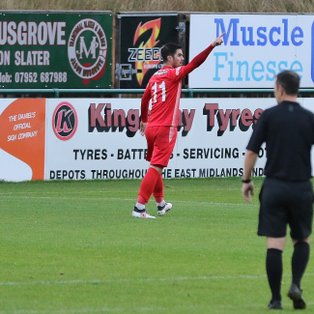 Challinor Strike Secures Cup Progress