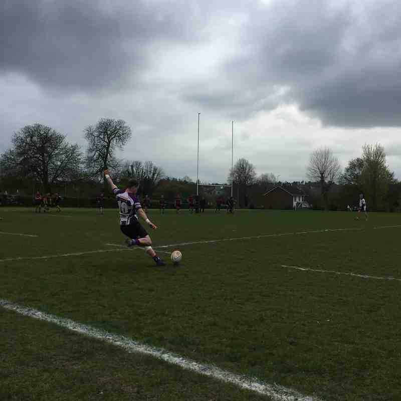 Wheatley vs Bletchley home April 2019