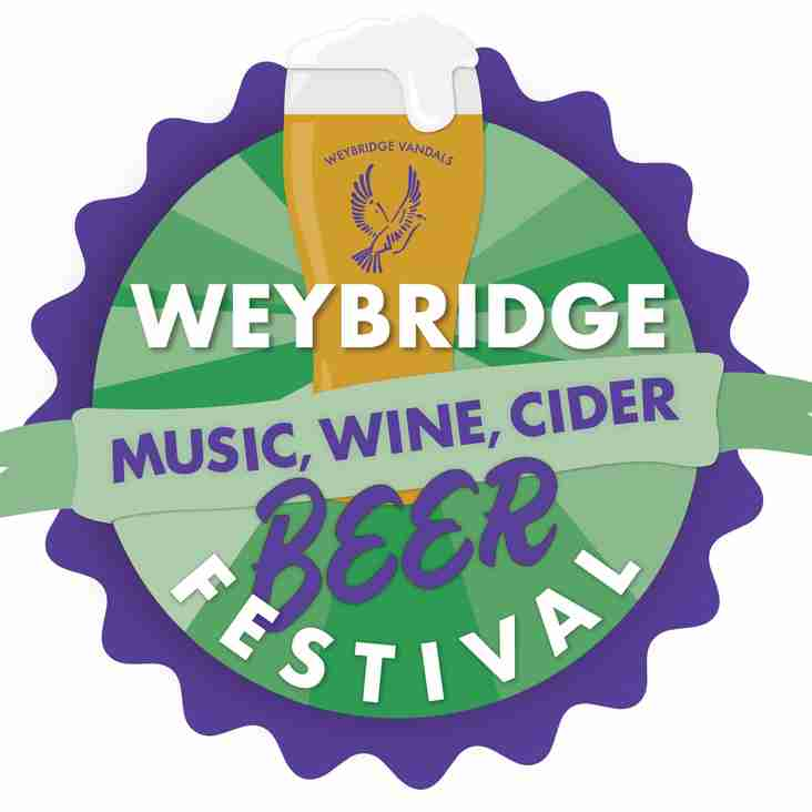 Weybridge Beer, Wine & Cider Festival 2018