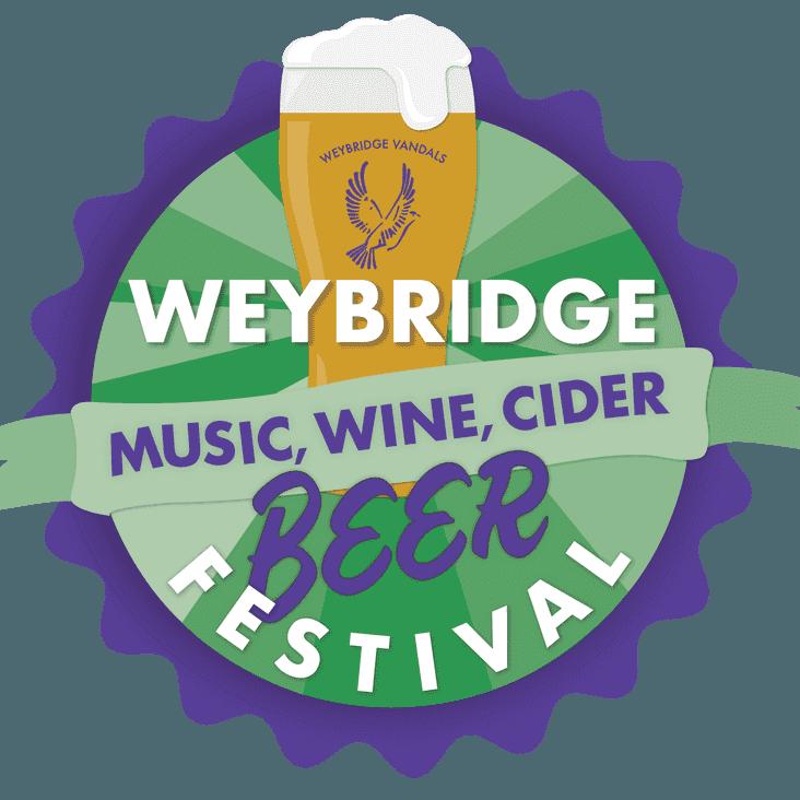 Weybridge Beer, Cider and Wine Festival  2019 - TICKETS ON SALE