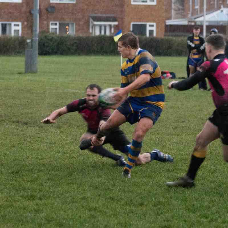 Clevedon 2nd XV vs Yatton 3rd XV