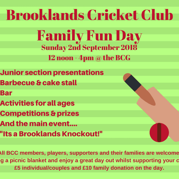 BCC Family Fun Day
