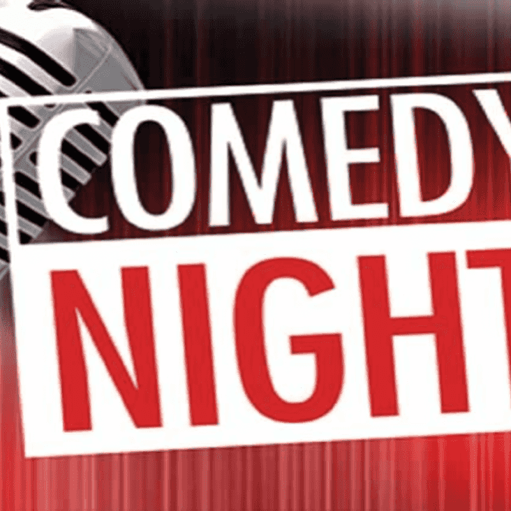 Save the date 26th October 2019 - u14s Comedy Night