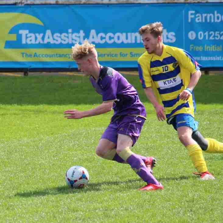 Maidenhead United U16's Trials