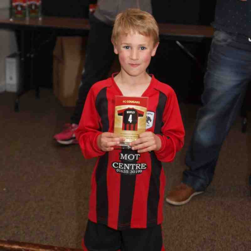 FC Cougars End of Season Presentation Evening