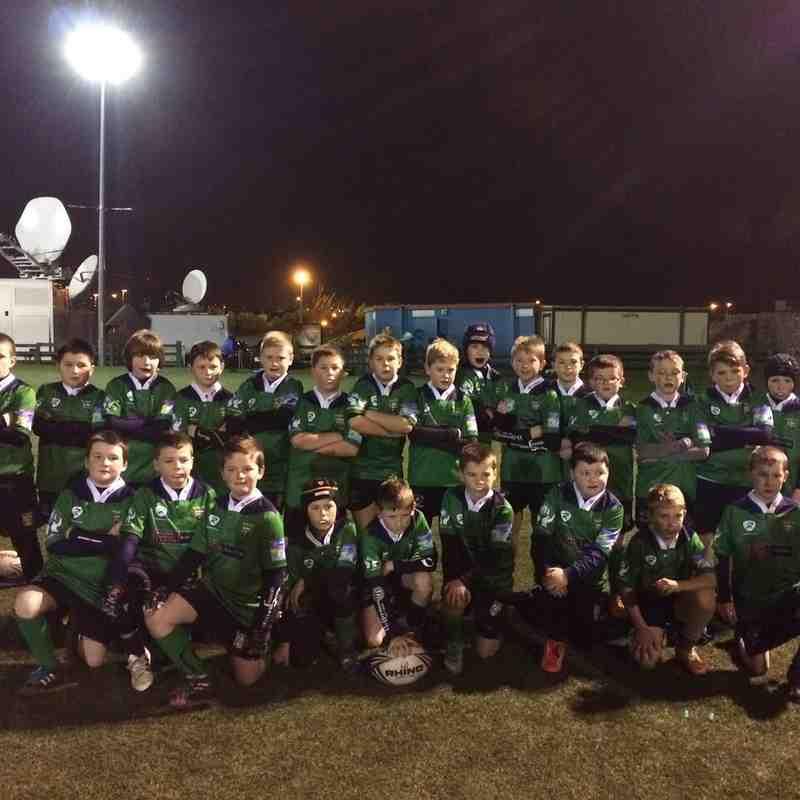 Connaught vs  Ballina RFC - 29 November 2014 - Boys U11