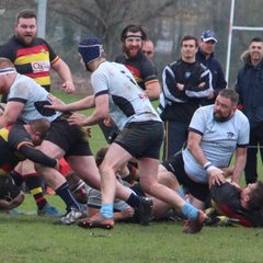 FRFC 1st XV v Eastleigh II  April 6th 2019