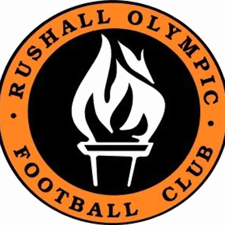 Trevor Westwood - Rushall Olympic