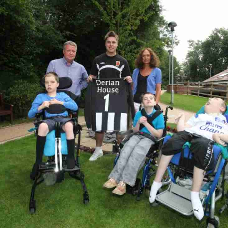 Magpies To Partner Derian House