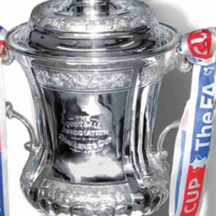FA Cup tickets on sale