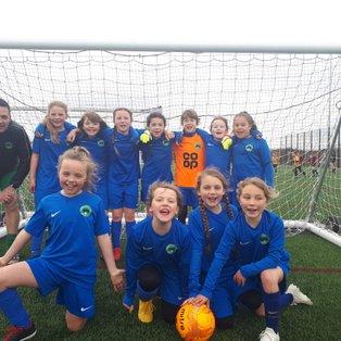 Flitwick Girls Tournament