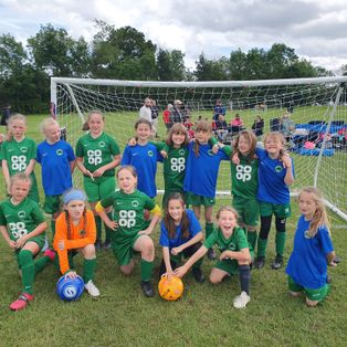 Moretonville U10 Girls Tournament