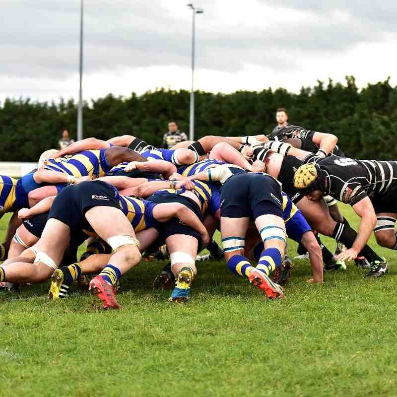 Old Rugby Team: Chinnor RFC 1st XV Vs. Old Elthamians RFC 05/11/16