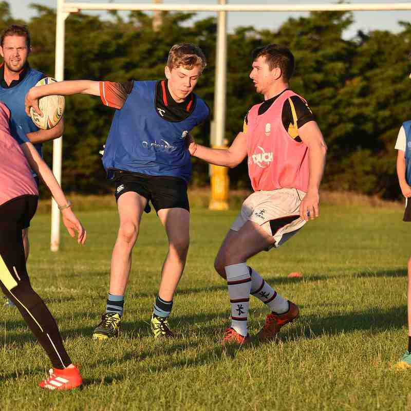 Chinnor RFC O2 Touch Rugby 14/06/19
