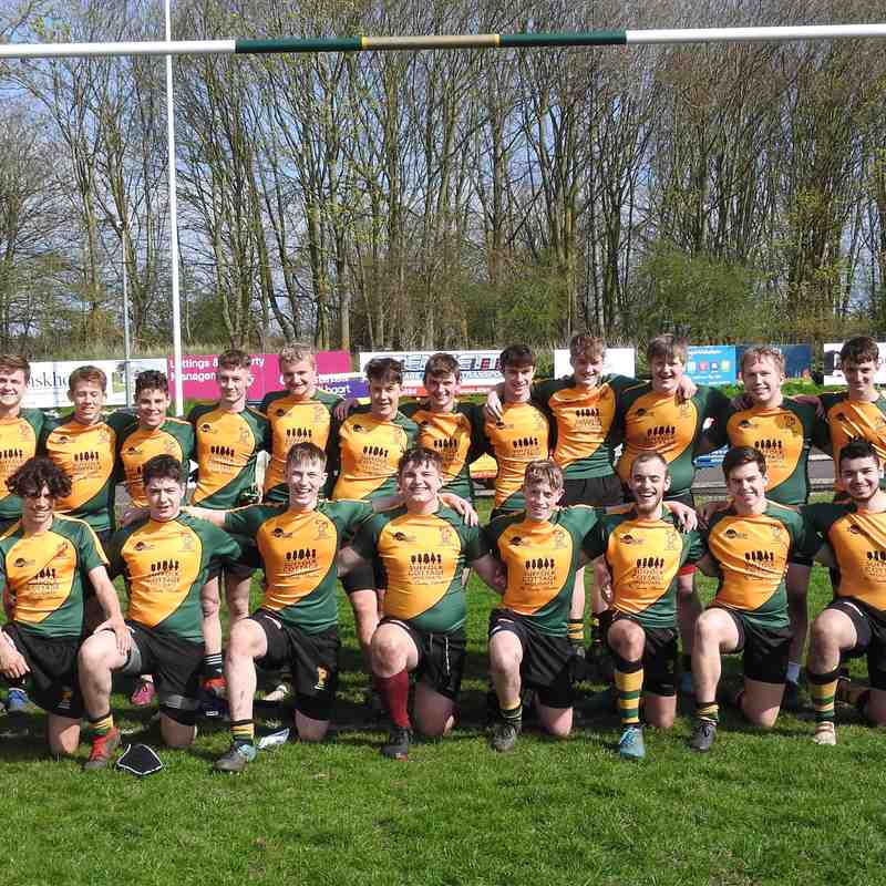 EC semi-final v Sudbury 31Mar2019