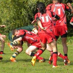 Langworthy Reds U15's vs Oldham St Annes - 04.10.15