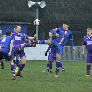 Chasetown pay the price for missed chances