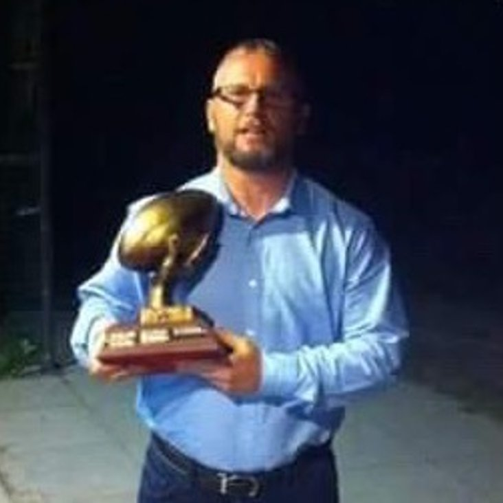 Top Coach Wins Top Refereeing Award<
